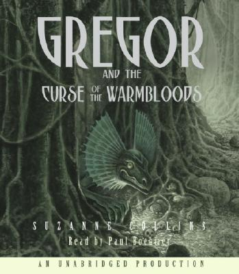 Gregor and the Curse of the Warmbloods Cover