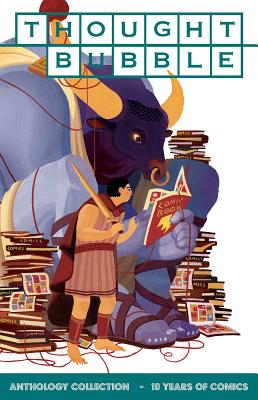 Thought Bubble Anthology Collection Cover