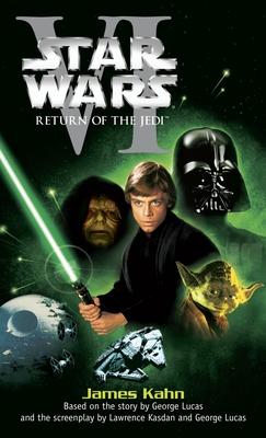 Return of the Jedi: Star Wars: Episode VI Cover Image