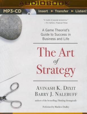 Cover for The Art of Strategy