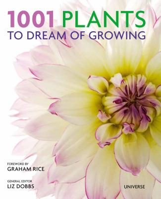1001 Plants to Dream of Growing Cover Image