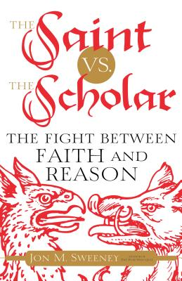 Cover for The Saint vs. the Scholar
