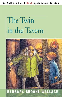 The Twin in the Tavern Cover