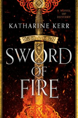 Cover for Sword of Fire (The Justice War #1)