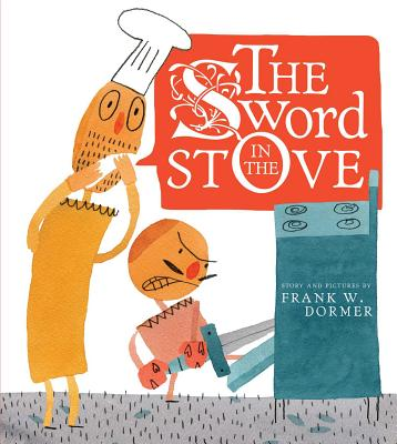 The Sword in the Stove Cover