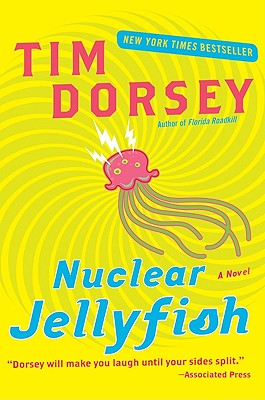 Nuclear Jellyfish: A Novel (Serge Storms #11) Cover Image