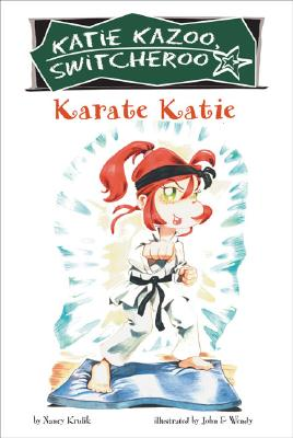 Karate Katie #18 (Katie Kazoo, Switcheroo #18) Cover Image
