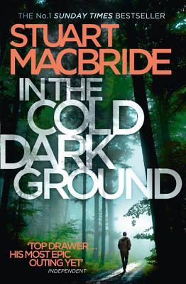 In the Cold Dark Ground (Logan McRae #10) Cover Image