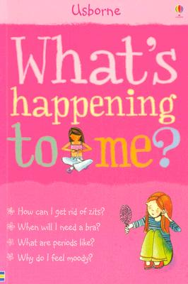 What's Happening to Me? (Girls Edition) Cover Image