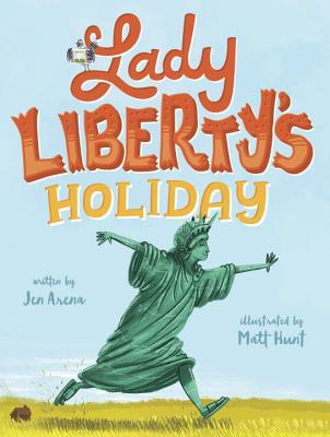 Lady Liberty's Holiday Cover