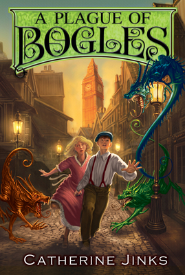 A Plague of Bogles (How to Catch a Bogle #2) Cover Image