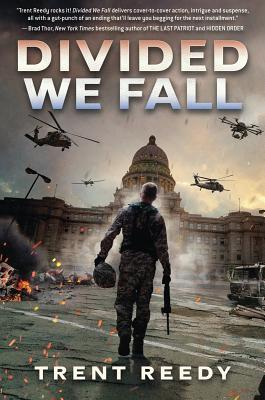 Cover for Divided We Fall (Divided We Fall, Book 1)