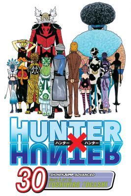 Cover for Hunter x Hunter, Vol. 30