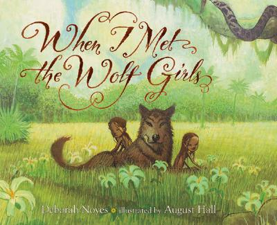 When I Met the Wolf Girls Cover