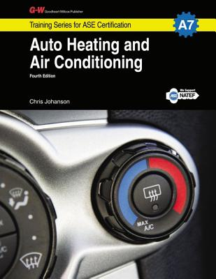 Auto Heating and Air Conditioning Workbook, A7 Cover Image