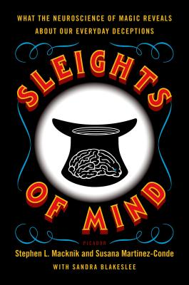 Sleights of Mind Cover