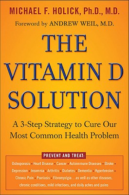 The Vitamin D Solution Cover