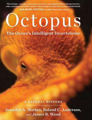 Octopus: The Ocean's Intelligent Invertebrate Cover Image