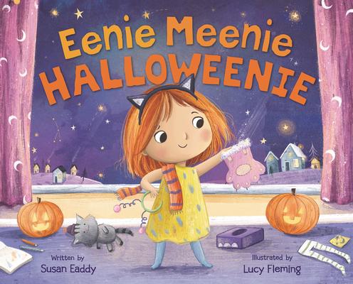 Eenie Meenie Halloweenie Cover Image