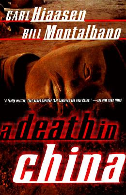 A Death in China cover image