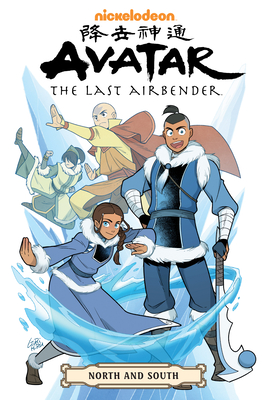 Avatar: The Last Airbender--North and South Omnibus Cover Image