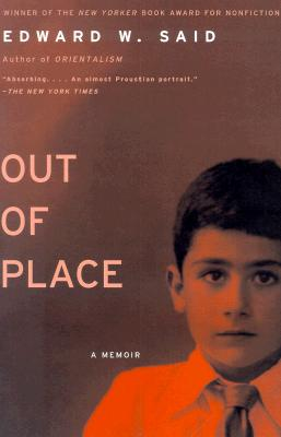Out of Place: A Memoir Cover Image