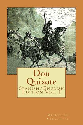 Don Quixote: Spanish/English Edition Cover Image