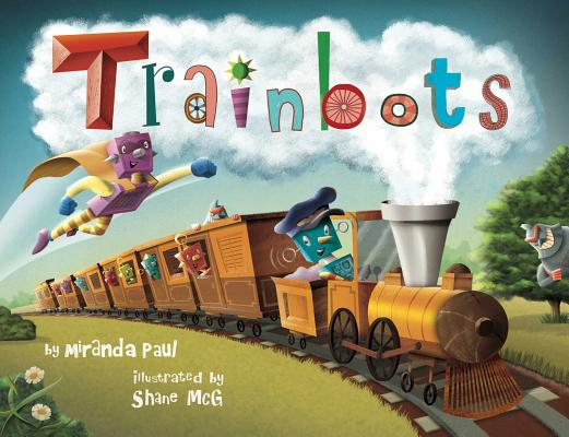 Trainbots by Mirandapots