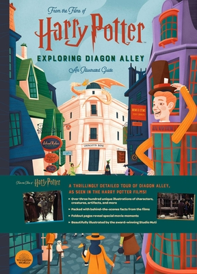 Harry Potter: Exploring Diagon Alley Cover Image