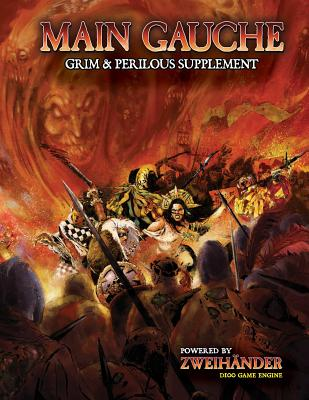 Cover for MAIN GAUCHE Grim & Perilous Supplement