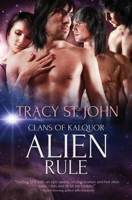 Alien Rule (Clans of Kalquor #2) Cover Image