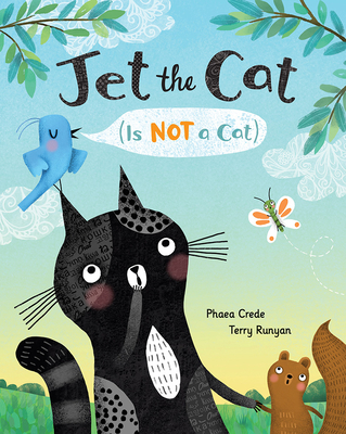 Jet the Cat (Is Not a Cat) Cover Image
