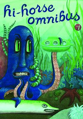 Cover for Hi-Horse Omnibus