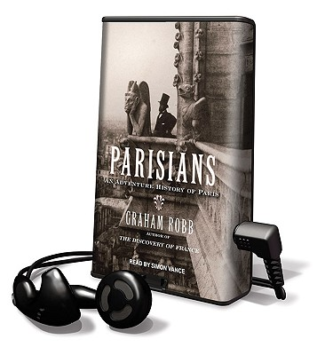 Parisians (Playaway Adult Nonfiction) Cover Image