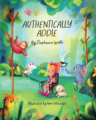 Authentically Addie Cover Image