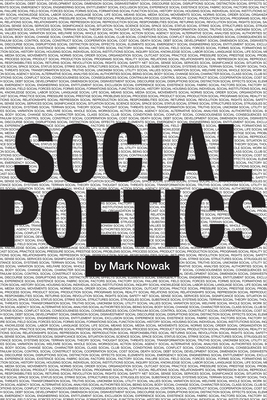 Social Poetics Cover Image