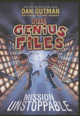 Mission Unstoppable (Genius Files #1) Cover Image