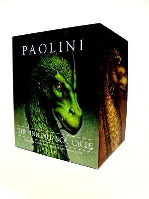 Inheritance Cycle Boxed Set Cover