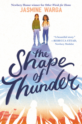 The Shape of Thunder cover