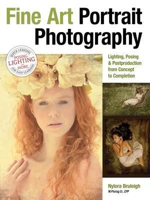 Fine Art Portrait Photography Cover