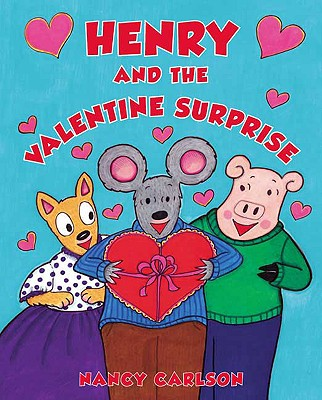Henry and the Valentine Surprise Cover
