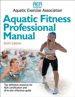 Aquatic Fitness Professional Manual Cover Image