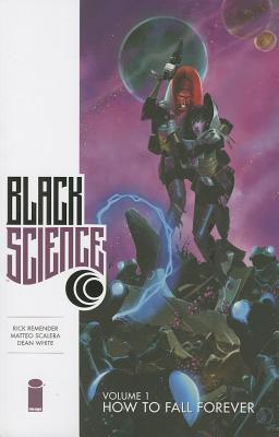 Black Science Volume 1: How to Fall Forever cover image