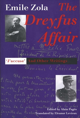 Cover for The Dreyfus Affair