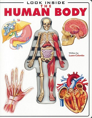 Look Inside: The Human Body Cover Image