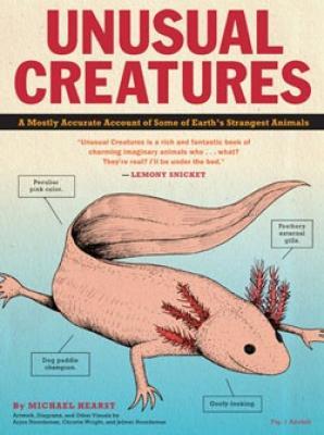 Unusual Creatures Cover
