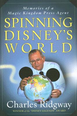 Spinning Disney's World Cover