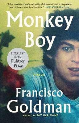 Monkey Boy Cover Image