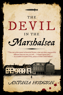 The Devil in the Marshalsea Cover