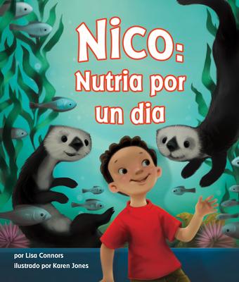 Nico: Nutria Por Un Dia (Oliver's Otter Phase) Cover Image